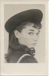 Audrey Hepburn as Gigi -1951