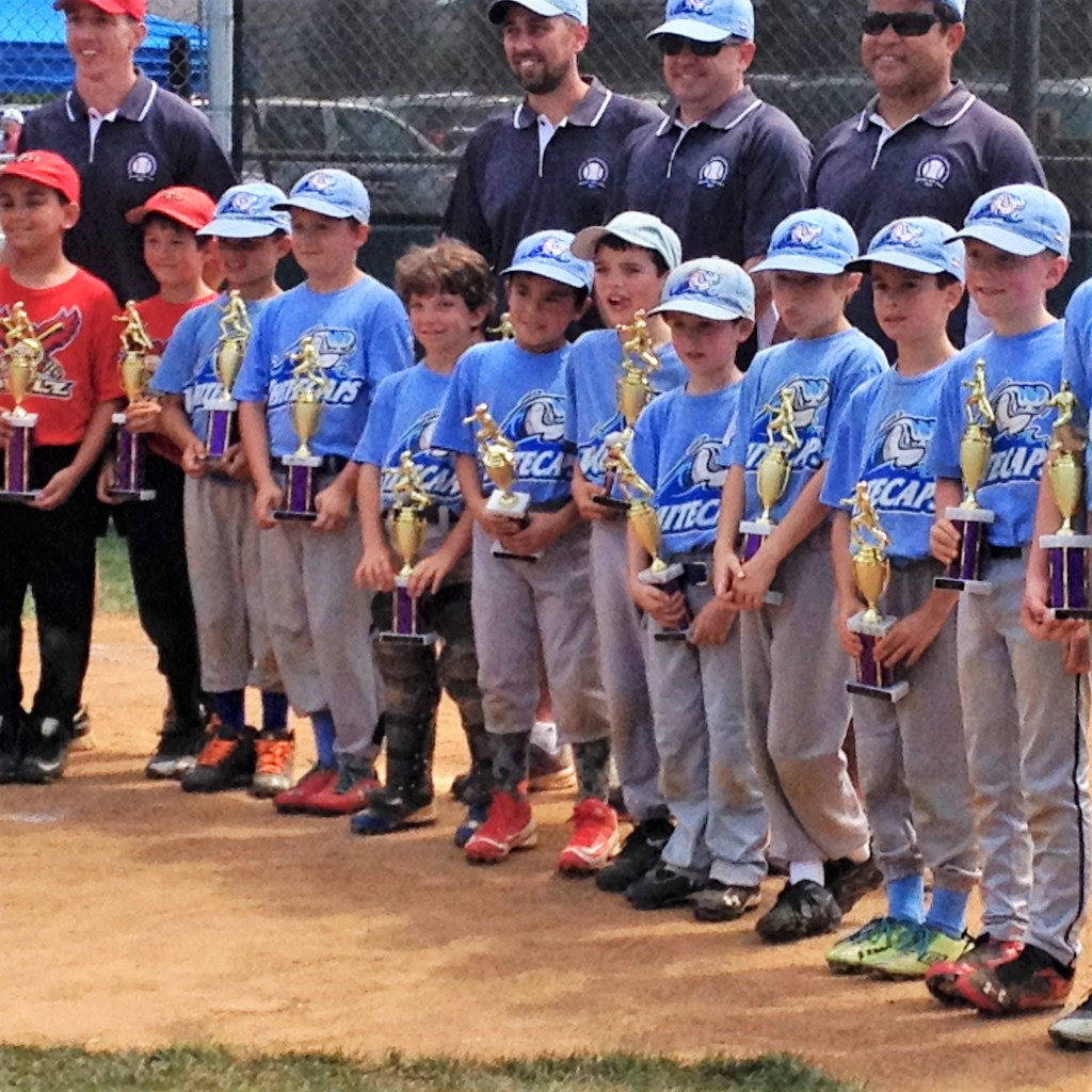 PJ Baseball Team
