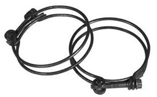 1967-1970 Mercury Cougar Fuel Pipe Hose Clamp