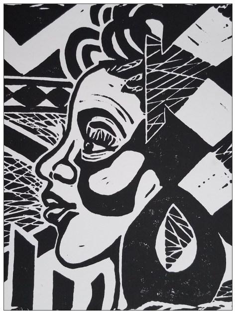 Geometric Woman