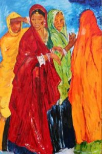 Bishnoi Women Malika Garrett