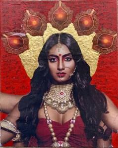 Devi  Aalia Garrett