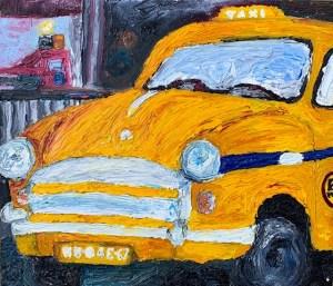 Kolkata Taxi  Aalia Garrett
