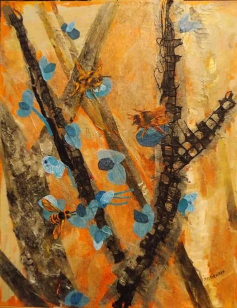 The Social Distancing of Worker Bees Leslee Sorenson