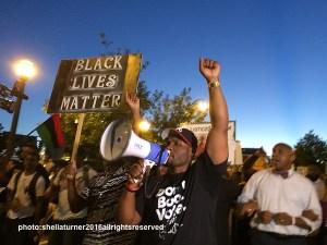 Black Lives Matter shelia turner