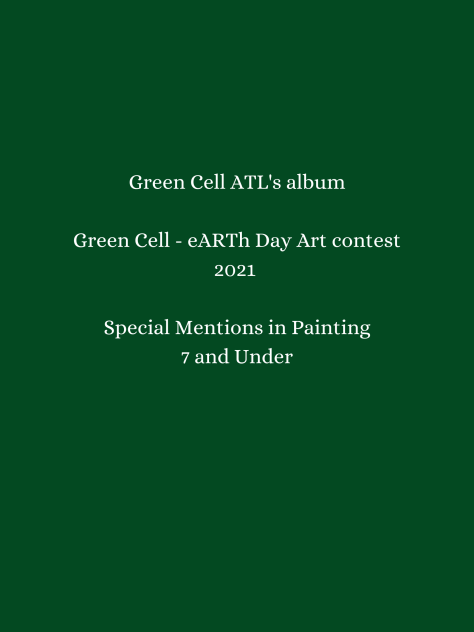 GC-Special mention painting 7 and under