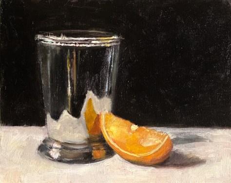 Beth Blackwell Cullen Slice of Orange