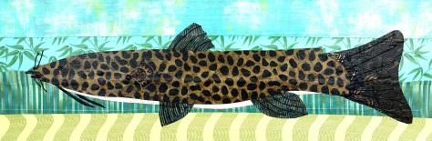 Gail Lenahan Catfish #3