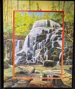 Joel Sturdivant Yellow Branch Falls