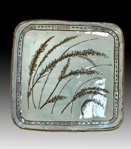 Paralee Askew Wheat Tray