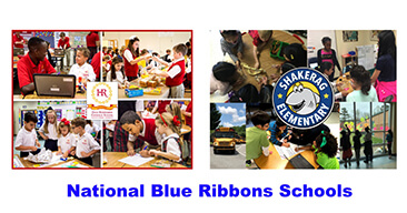 Johns Creek Schools Awarded Blue-Ribbon-schools