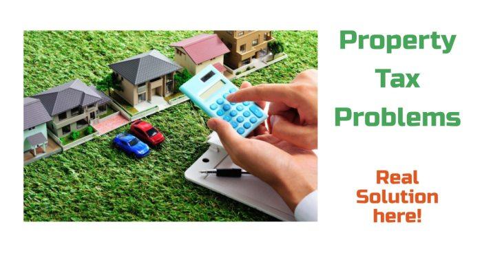 Property Tax Problem Johns Creek Post