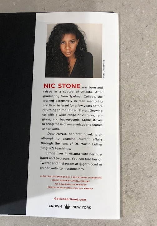 Nic-Stone- Book Launch - johnscreekpost.com