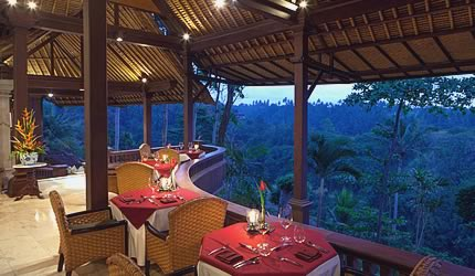 Bali Fine Dining - Travel links from Johns Creek Post