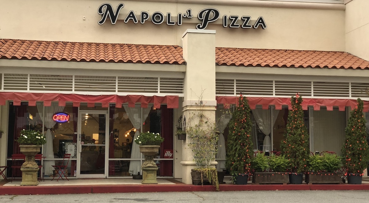 napoli 1: Best Pizza in Johns Creek