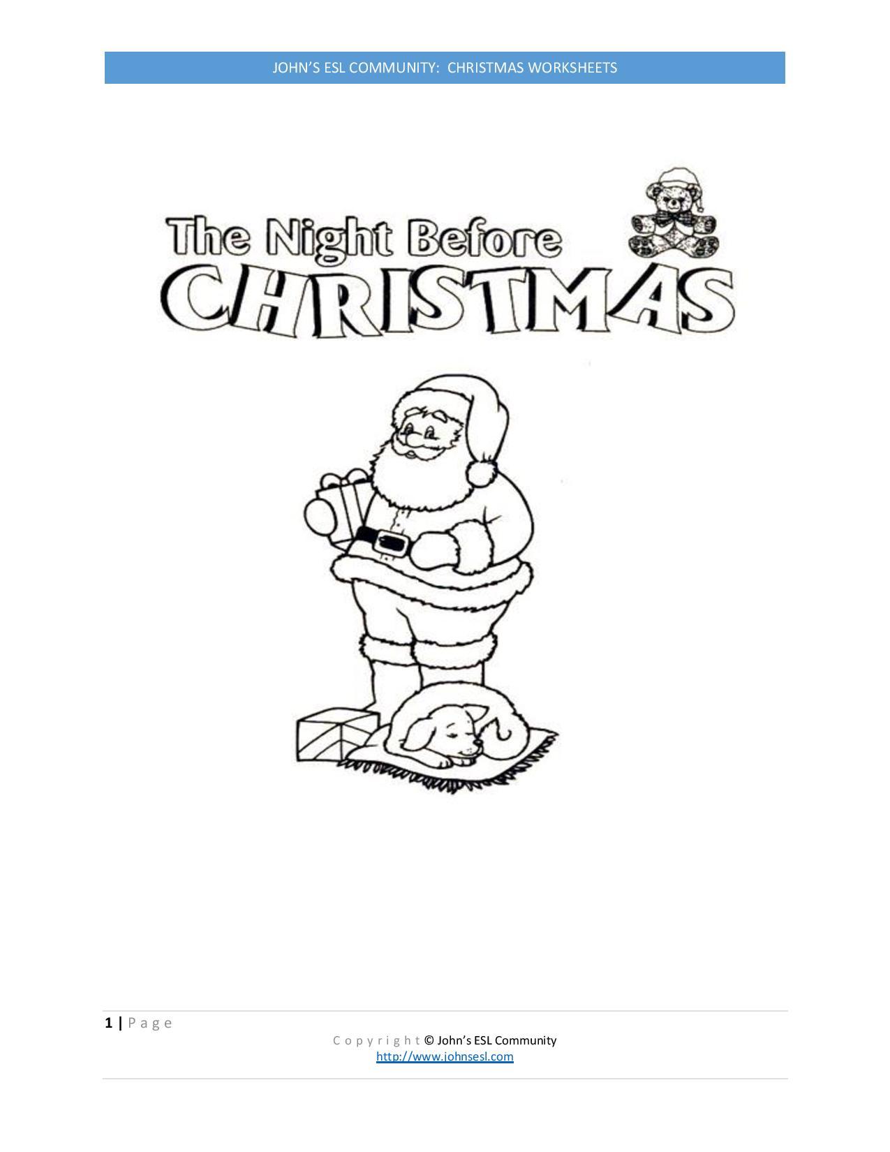 John S Esl Community Holidays Christmas
