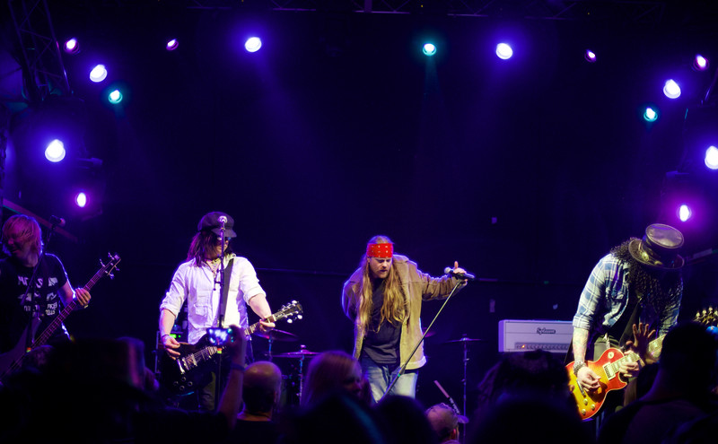 Photo of Appetite For Destruction live in concert at Freebird Live
