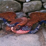 Another Boston Carving Co. Eagle