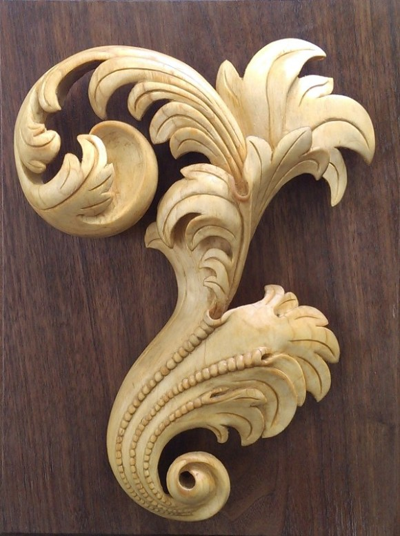 Some Decorative Carving