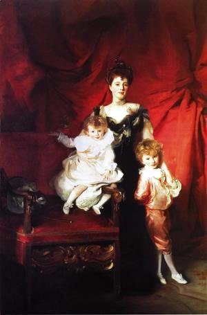 Sargent The Complete Works The Wyndham Sisters