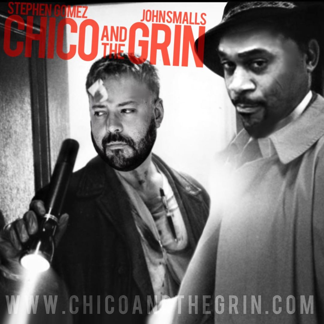 @_stephengomez & @johnxsmalls are @chicoandthegrin  find us on iTunes, #Google Play and Spotify. www.chicoandthegrin.com