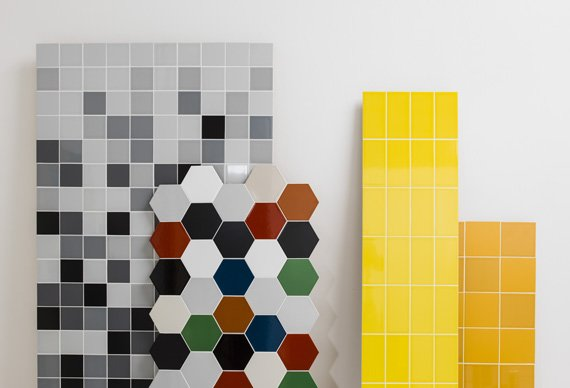 johnson tiles a burst of colour and