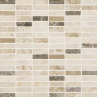 Johnson Tiles  Select Collection  Natural Mosaics Brown ...
