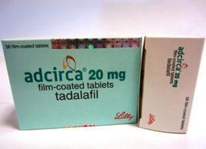 Box of adcirca