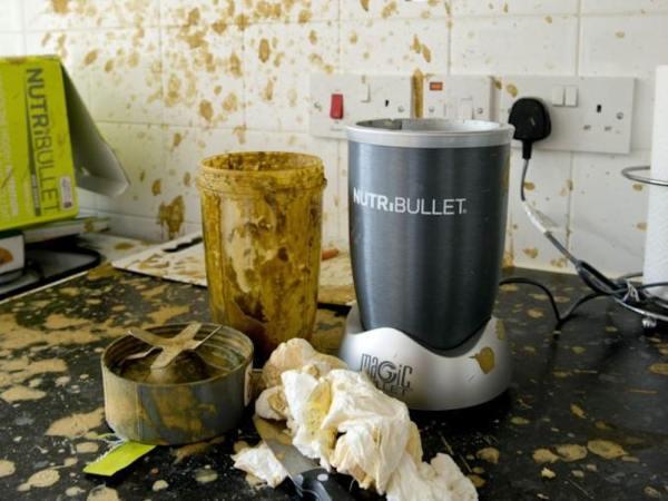 nutribullet explosion lawsuit