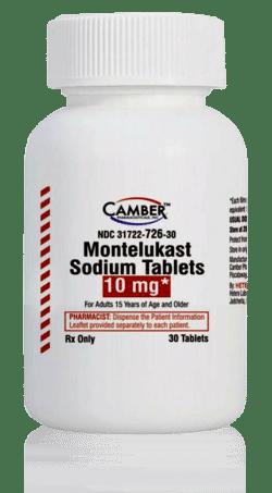 Montelukast Recall Lawsuit