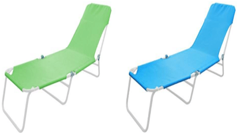 Defective Dollar General Lounge Chairs