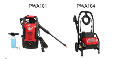 powerworks pressure washer recall