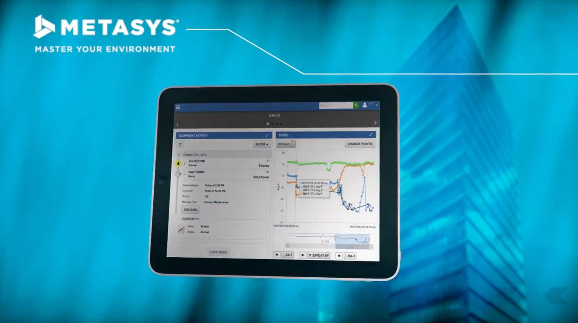 hight resolution of mobile optimized bas metasys building automation system