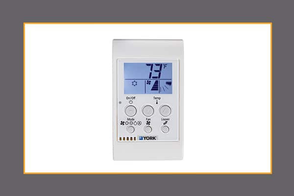 VRF Simplified Wired Zone Controller