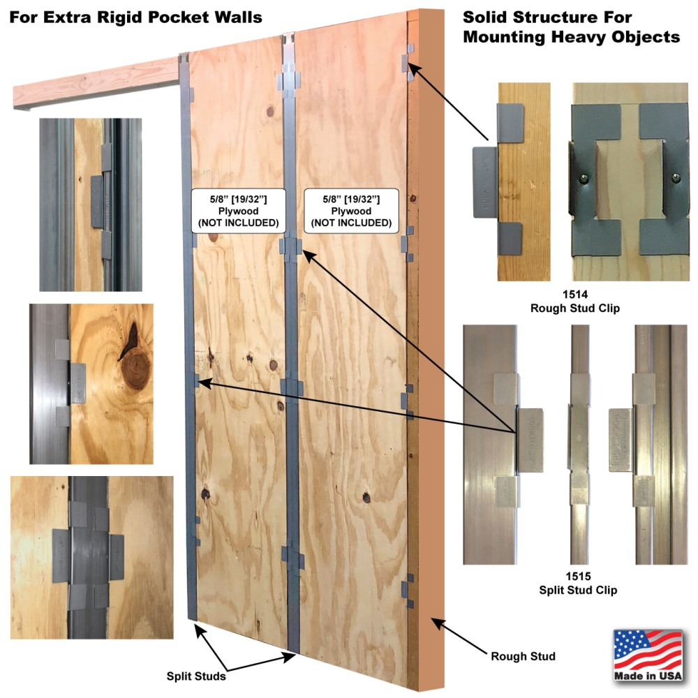 medium resolution of  surface for mounting towel racks cabinetry etc plywood panels not included plywood panels sized and cut on site to approperiate dimensions
