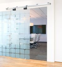 Johnson Hardware 200WG Wall Mount Sliding Glass Door ...