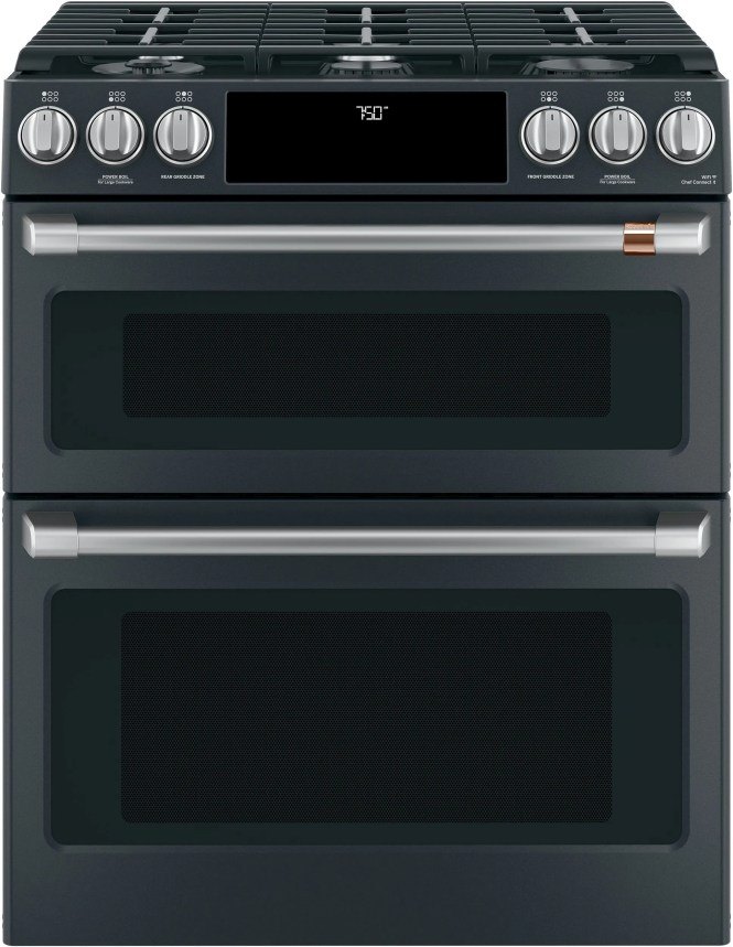 Quadra Fire Hudson Bay Large Standing Gas Stove Show In Matte Black Finish With Standard Safety Screen