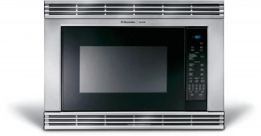 medium resolution of electrolux icon designer series 1 5 cu ft stainless steel built in microwave e30mo65gss johnson mertz