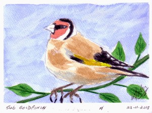 546 GOLDFINCH