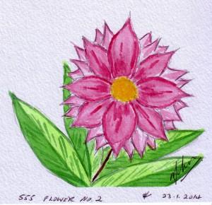 555 FLOWER NO. 2