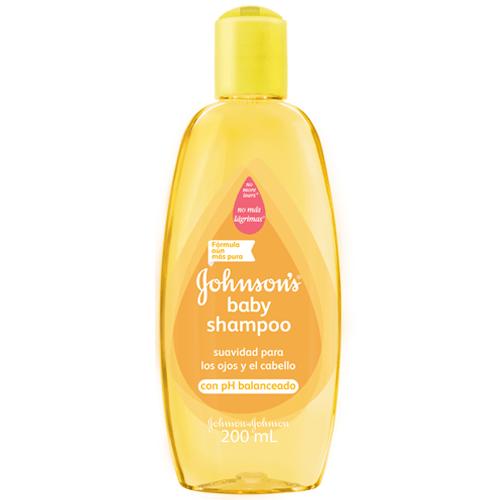 Shampoo pH Balanceado JOHNSONS baby  JOHNSONS