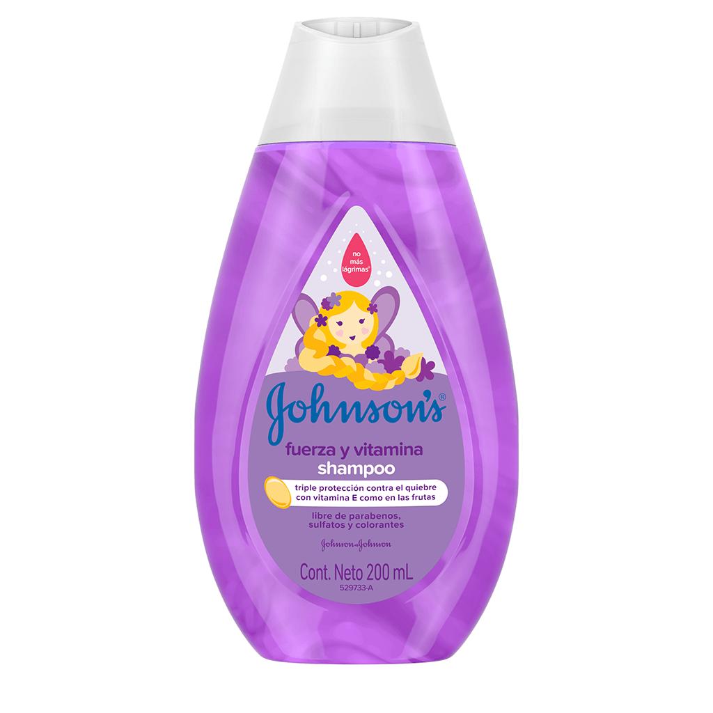 フレッシュ Purple Baby Johnson Shampoo - さのばりも