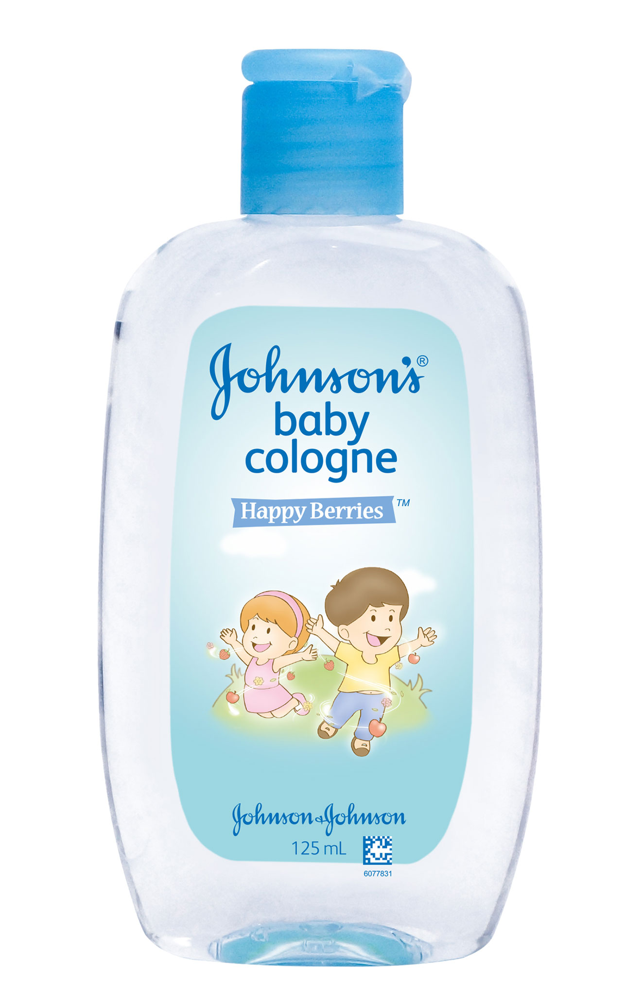 Johnsons Baby Cologne Happy Berries Johnsons Baby