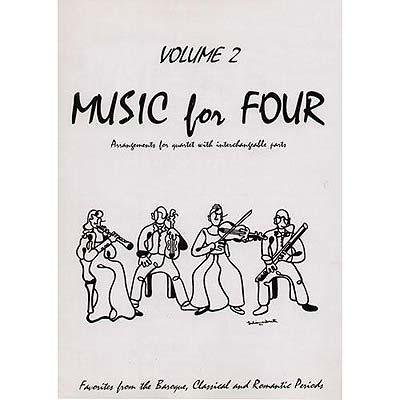 Music for Four, volume 2, viola; Classical etc. (LRM