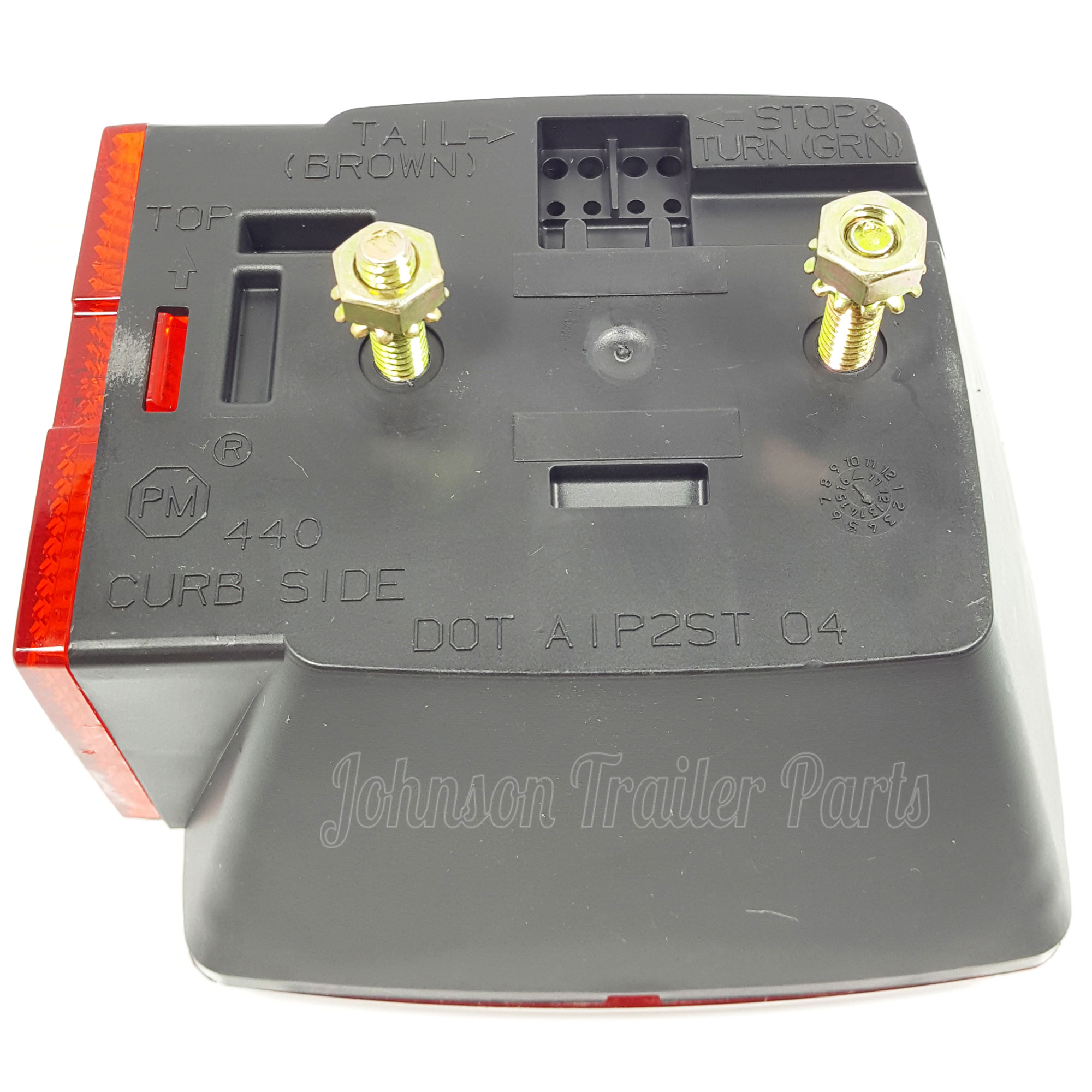 peterson trailer lights wiring diagram 2 gang one way switch pair of tail pm 440 440l stop turn