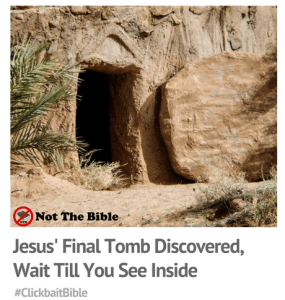 Clickbait Bible