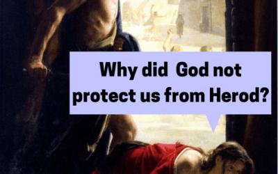 The Florida shooting and the Bethlehem massacre