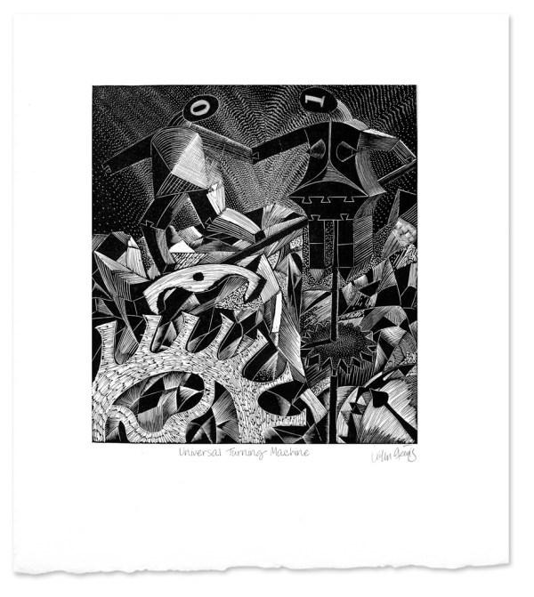 Universal Turing Machine ~ John Steins