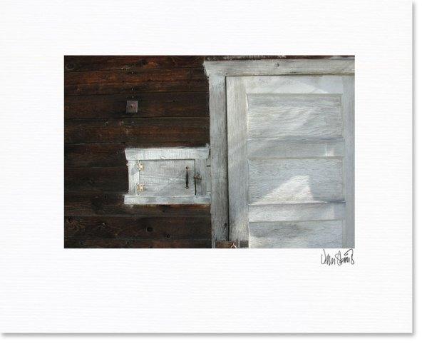 Two Doors ~ © John Steins