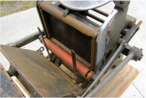 Chandler Price Platen Press